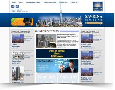 Savrina Real Estate