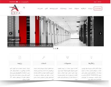 شرکت ارتباط داده و فناوران آسیا